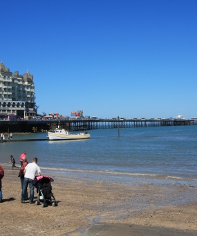 Grand Hotel and Pier