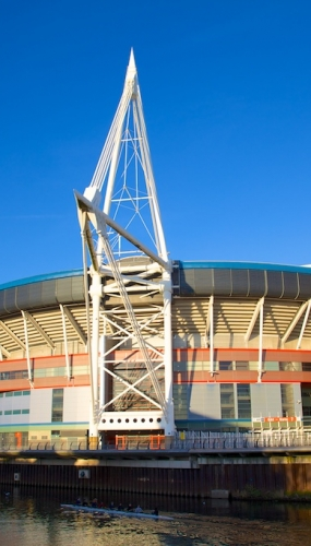 Cardiff - Millennium Stadium