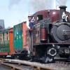 Narrow gauge railway, Porthmadog